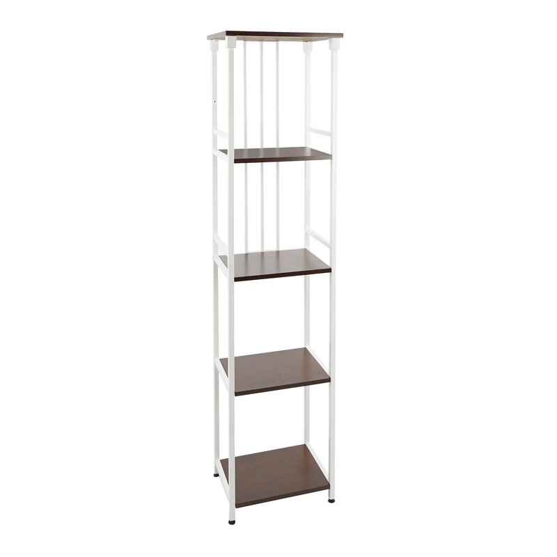 The Twillery Co. Huette Mixed Material 5-Tier 16\