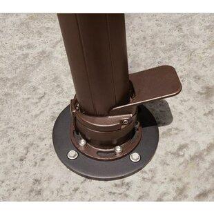 Steel Mounted Umbrella Base