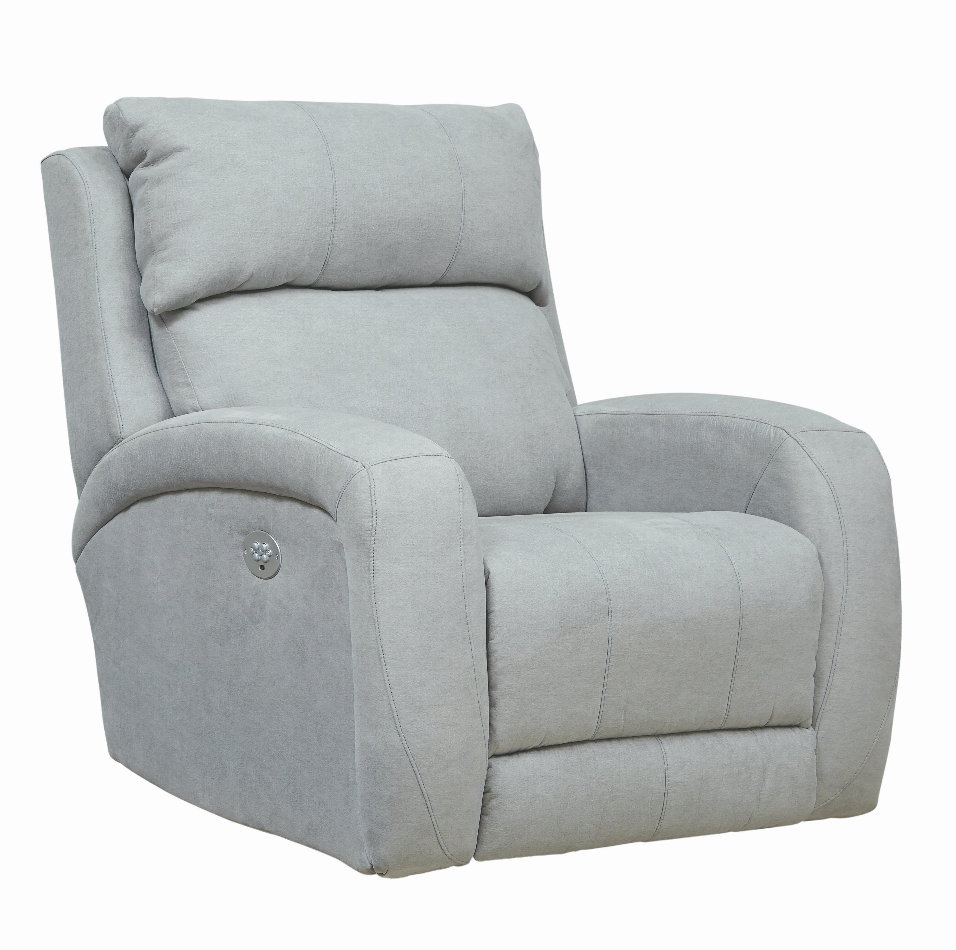 Wondrous Dawson Headrest Power Rocker Recliner Dailytribune Chair Design For Home Dailytribuneorg