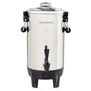 30-Cup Home Craft Percolator