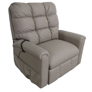 American Series Extra Wide Power Lift Assist Recliner by Comfort Chair Company SKU:BA601353 Purchase