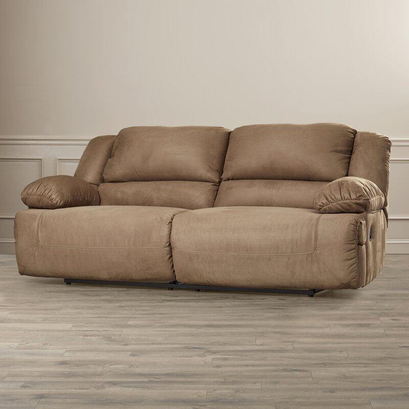 Shullsburg Two Seat Reclining Sofa