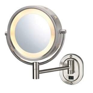 Reviews Lighted Wall Mount Bathroom Vanity Mirror BySymple Stuff