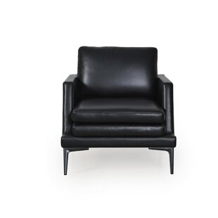 Arteaga Leather Armchair by Br..