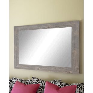 Gracie Oaks Urban Frontier Wall Mirror