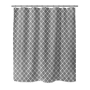 Bounds Single Shower Curtain