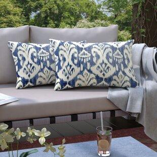Canning Indoor/Outdoor Lumbar Pillow (Set of 2)
