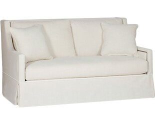Helena High Back Loveseat by Gabby