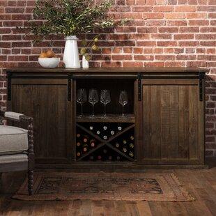 Mesa Evolution Center Credenza by Wine Enthusiast