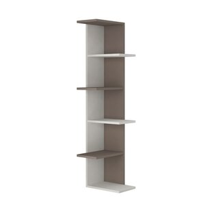 Maegan Corner Bookcase
