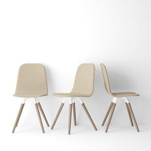 Ambrosine Upholstered Dining Chair (Set o..