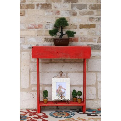 Red Narrow Console Tables You Ll Love In 2019 Wayfair