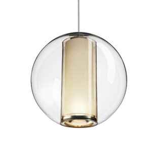 Bel Occhio 1-Light Pendant by Pablo Designs