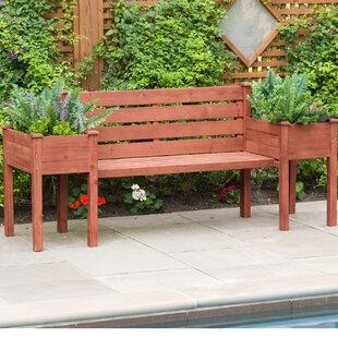 Super Wood Planter Bench Inzonedesignstudio Interior Chair Design Inzonedesignstudiocom