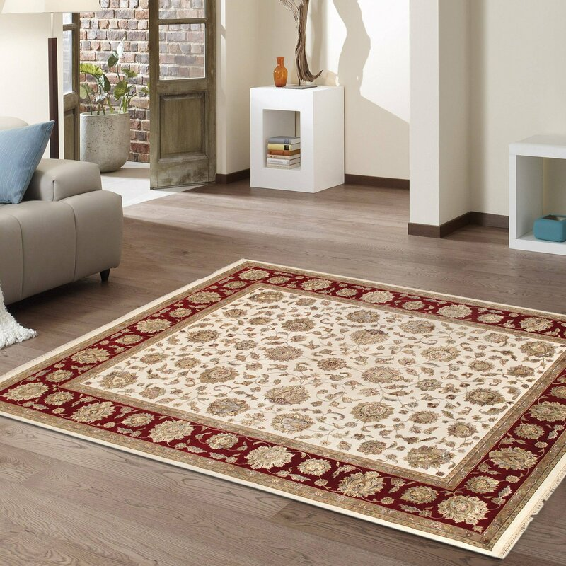 Pasargad Agra Hand Knotted Area Rug