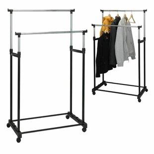 Gabriella 86cm Wide Clothes Racks By Symple Stuff