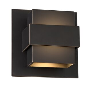 Pandora LED Outdoor Flush Mount By Modern Forms Outdoor Lighting