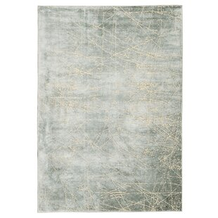 Maya Etched Light Mercury Area Rug By Calvin Klein Home Collection