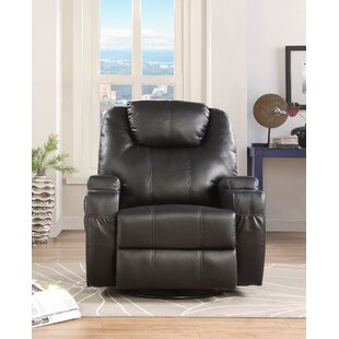 Despain Manual Swivel Rocker Recliner