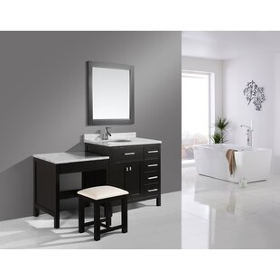 Middletown 66 Single Bathroom Vanity Set by Andover Mills