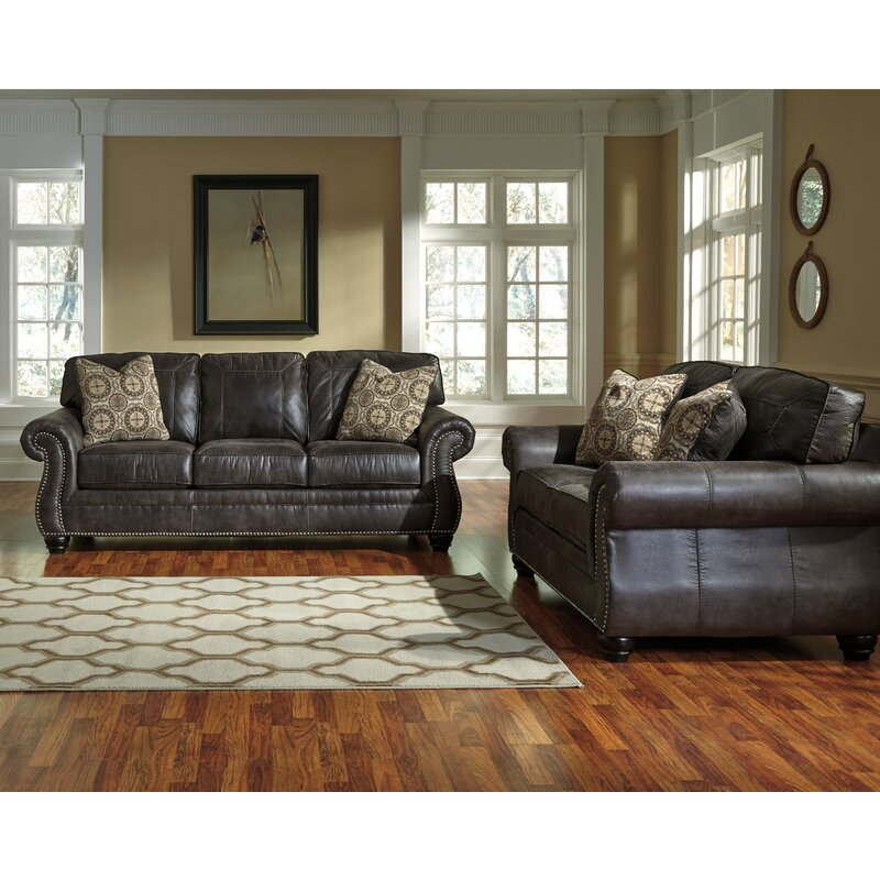 Darby Home Co Lenny 2 Piece Living Room Set U0026 Reviews | Wayfair