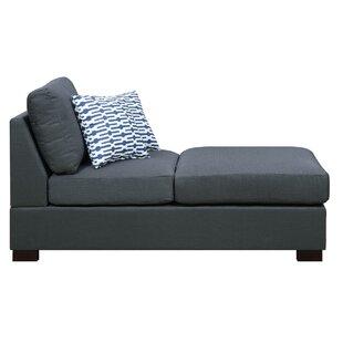 A&J Homes Studio Marengo Chaise Lounge