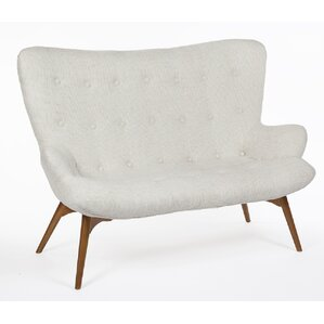 The Luxe Teddy Loveseat by dCOR design