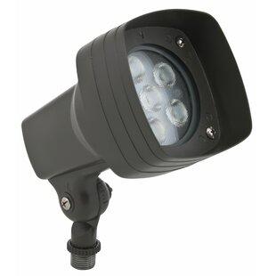 6-Light LED Flood Light (Set of 6) by American Lighting LLC