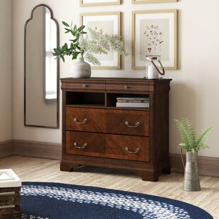Johnston 4 Drawer Dresser