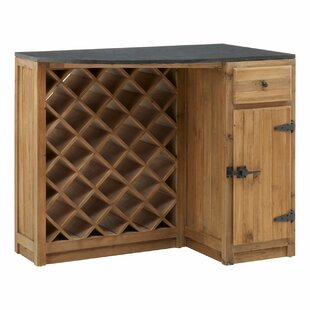 Eichhorn Bar With Wine Storage By Union Rustic