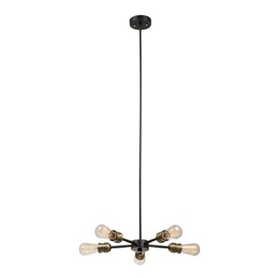 Williston Forge Dwight 5-Light Chandelier