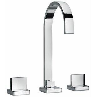 Jewel Faucets J15 Bath Series Widespread Bathroom Faucet with Drain Assembly
