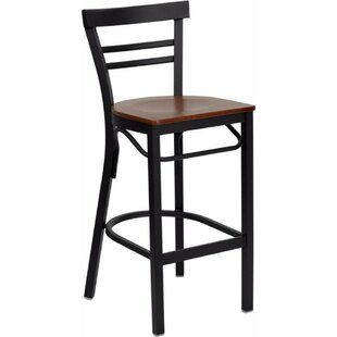 Dryden 29 Bar Stool Red Barrel Studio