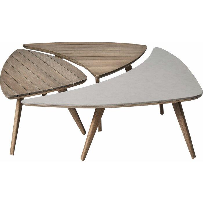 Christen Wooden Side Table