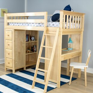 Kaitlyn Bunk Bed Drawers Wayfair
