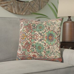 Zaqaria Contemporary Throw Pillow