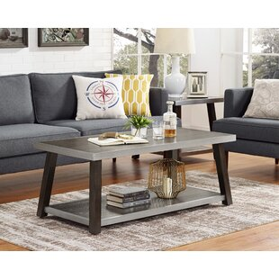 Pruitt Coffee Table By Williston Forge