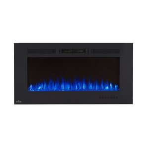 Allure Phantom Wall Mount Electric Fireplace by Napoleon