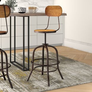 Banner 99cm Bar Stool By Williston Forge
