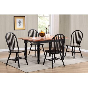 Lozano 5 Piece Dining Set by DarHome Co Great price