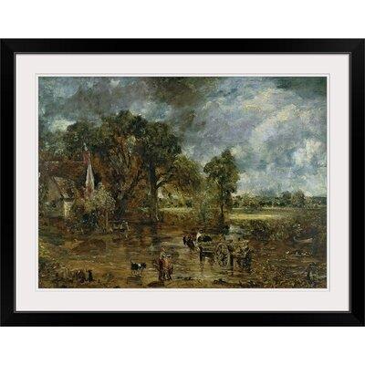 The Hay Wain J Constable Medici Print