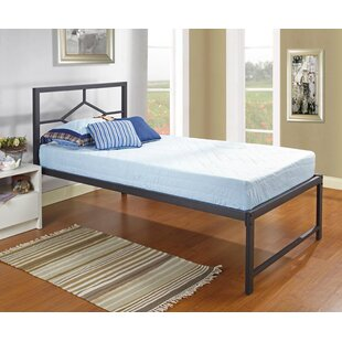 Low priced Ben Twin Platform Bed by Viv + Rae Reviews (2019) & Buyer's Guide