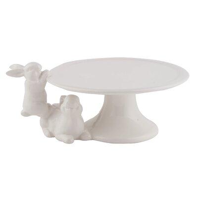 Eliason Dolomite Elegant Climbing Bunny Cake Stand  sc 1 st  Wayfair & Waterford Lismore Cake Stand \u0026 Reviews   Wayfair