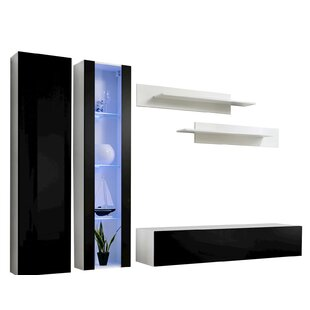 Brower Entertainment Unit For TVs Up To 48