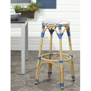 Charley 76.2cm Bar Stool By Sol 72 Outdoor