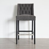 Demarco 29 Bar Stool by Charlton Home®