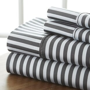 Highland Dunes Maubara Ribbon Sheet Set