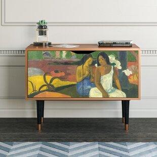 Fujimoto Sideboard By Corrigan Studio