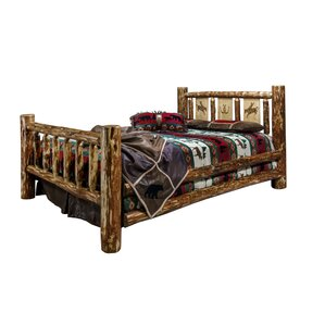 Tustin Panel Bed by Loon Peak