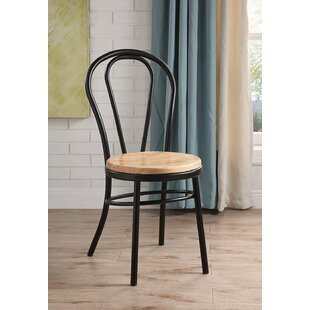 Chapa Round Dining Chair (Set of 2) Gracie Oaks